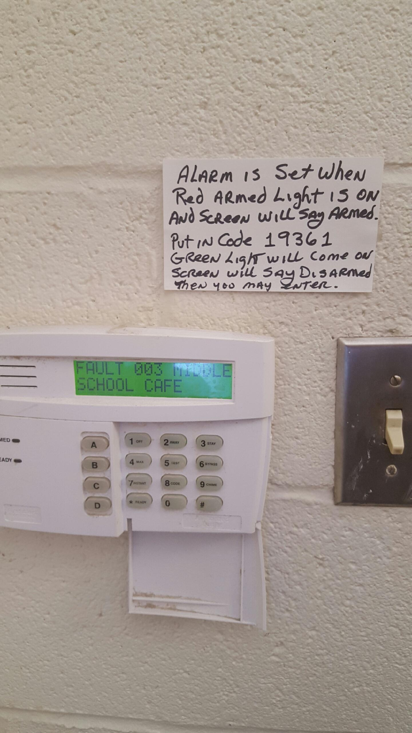 Alarm systems business plan